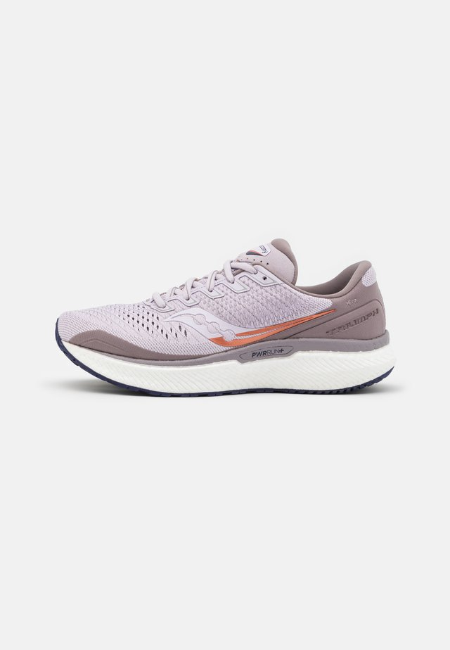 TRIUMPH 18 - Chaussures de running neutres - lilac/copper