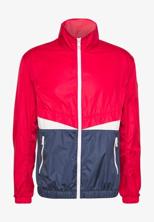MENS SHELL - Summer jacket - red