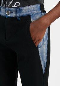Desigual - Trousers - black - 3