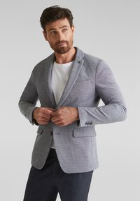 Esprit Collection - Blazer jacket - medium grey - 3