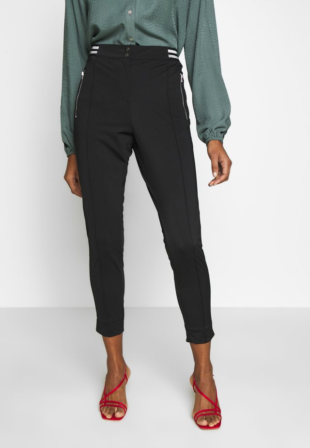TABITA  - Pantalones - black