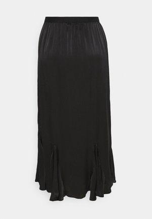 FORD SKIRT - Áčková sukně - noir