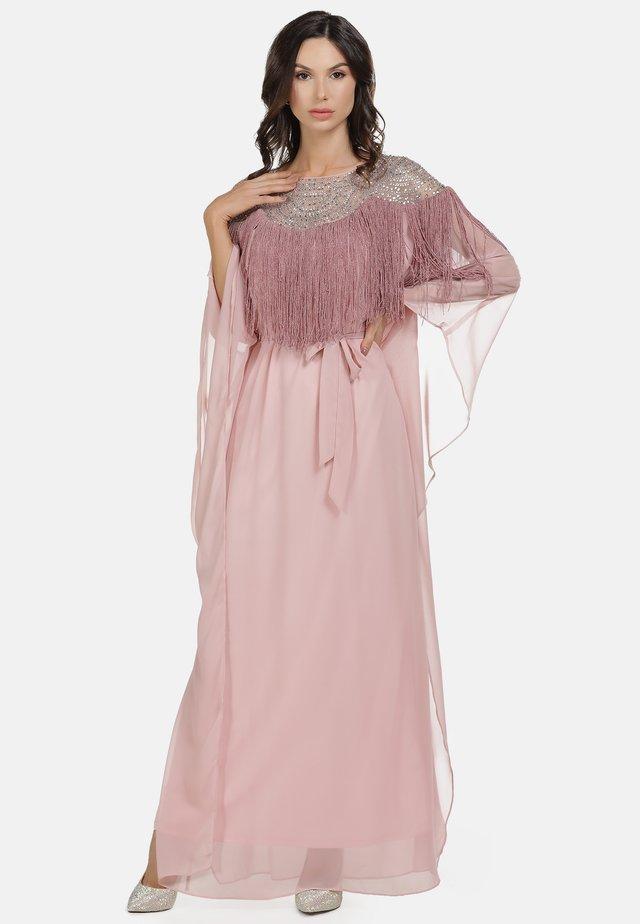 Suknia balowa - rosa