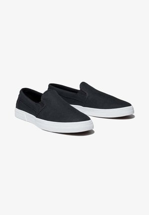 EARTHKEEPERS+ UNION WHARF  - Slip-ons - jet black