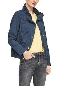 Q/S designed by - Light jacket - dark blue - 6