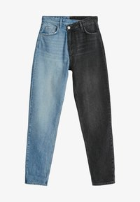 Bershka - Straight leg jeans - blue denim - 4