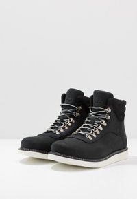 Timberland - NEWMARKET BOOT - Lace-up ankle boots - black - 2