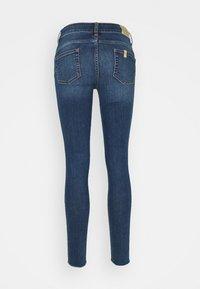 Liu Jo Jeans - DIVINE - Jeans Skinny Fit - den.blue explosion - 1