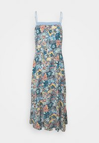 Roxy - MARINE BLOOM MIDI DRESS - Day dress - powder puff flower - 0