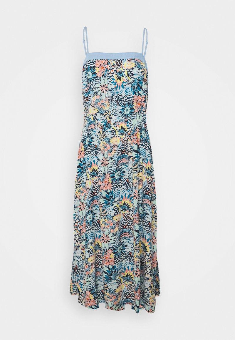 Roxy - MARINE BLOOM MIDI DRESS - Day dress - powder puff flower