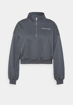KANGROO - Sweater - charcoal