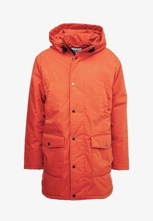 TROPPER - Winter coat - brick orange