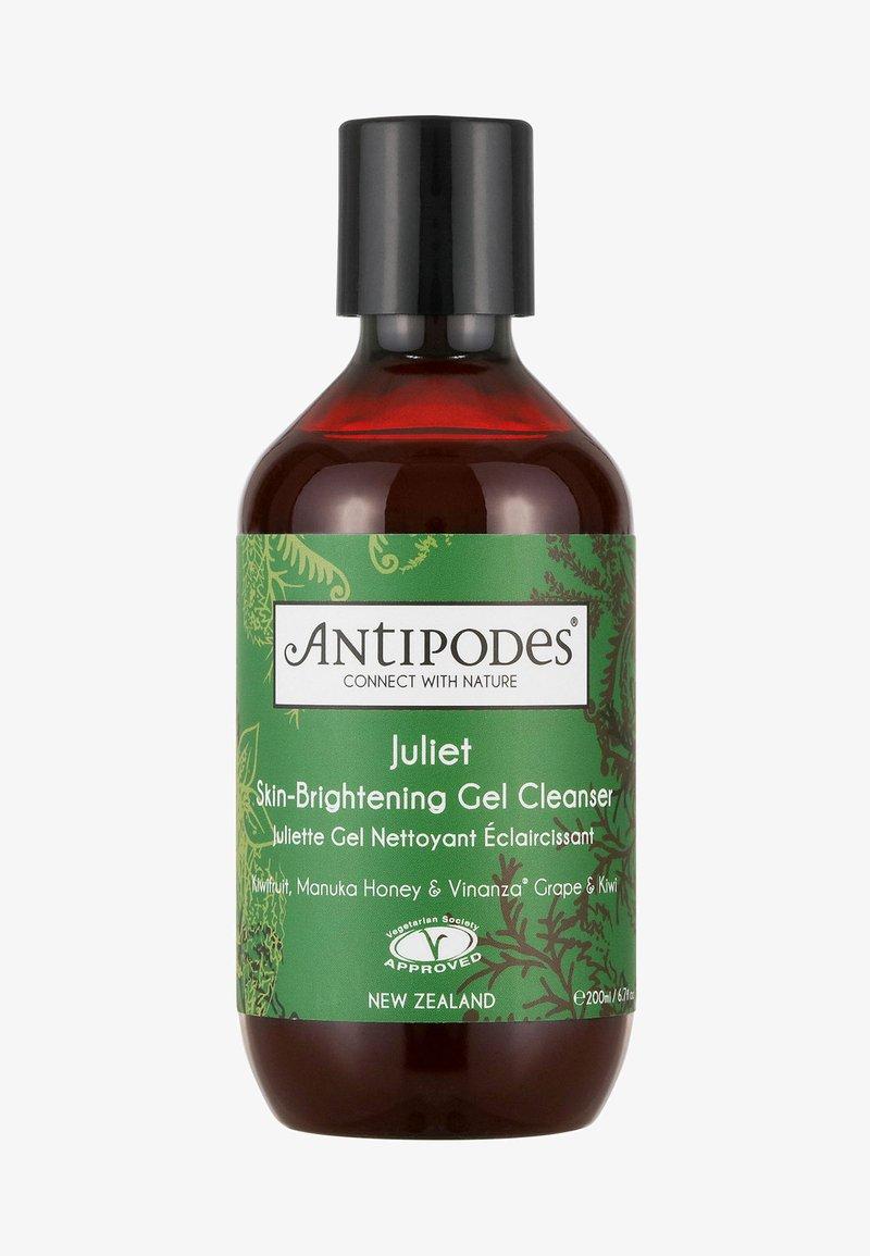 Antipodes - JULIET SKIN BRIGHTENING GEL CLEANSER - Cleanser - -