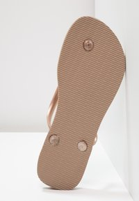 Havaianas - SLIM FIT - Pool shoes - rose gold - 6