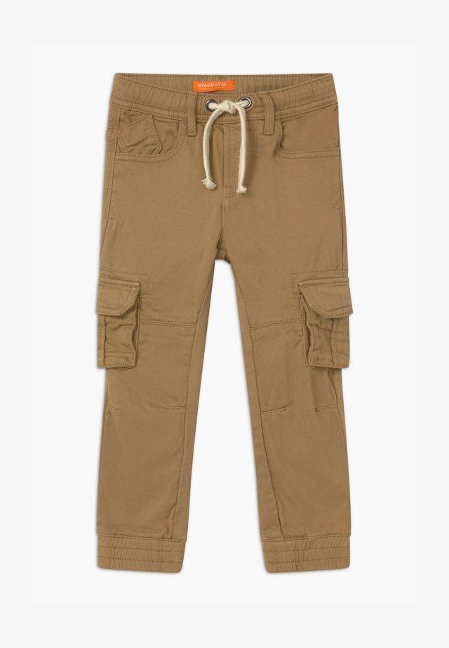 KID - Pantalon cargo - beige