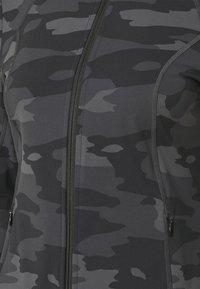 Sweaty Betty - POWER WORKOUT ZIP THROUGH JACKET - Training jacket - black tonal - 3
