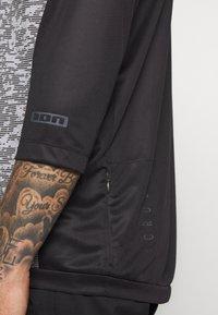 ION - TEE SCRUB - Sports shirt - black - 4
