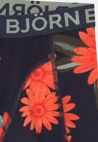 Björn Borg - OVERIZIED FLOWER SAMMY 3 PACK - Pants - night sky - 3