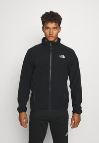 The North Face - CORDILLERA TRICLIMATE JACKET 2-IN-1 - Blouson - black/white - 3