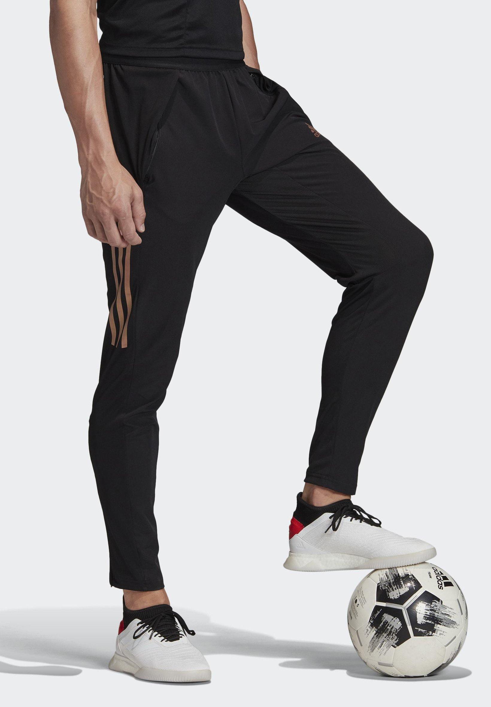 adidas Performance CONDIVO 20 ULTIMATE TRAINING TRACKSUIT BOTTOMS - Pantalon de survêtement - black
