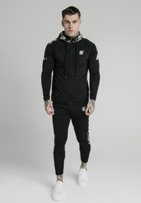 SIKSILK - Sweatjacke - black - 0