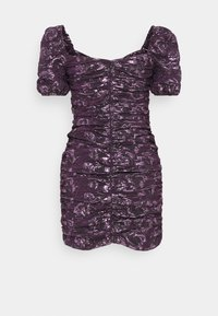 Samsøe Samsøe - GIRASOL DRESS  - Cocktail dress / Party dress - purple jasper - 1