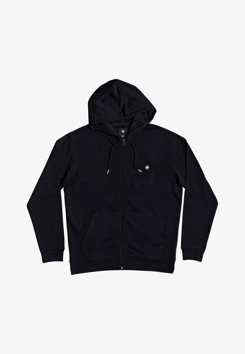 DC Shoes - Zip-up sweatshirt - black
