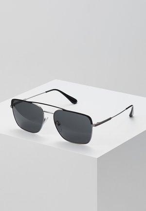 Solbriller - black/gunmetal/grey