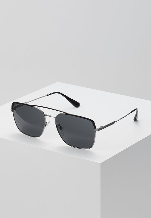Sunglasses - black/gunmetal/grey