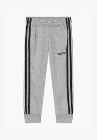 adidas Performance - Tracksuit bottoms - grey/black - 2