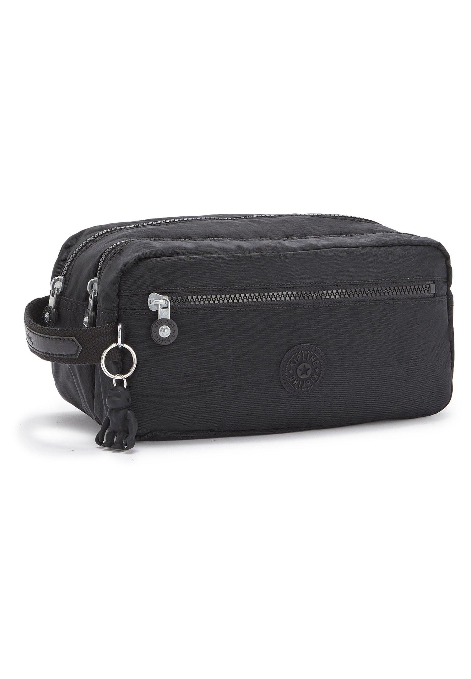 Kipling CLASSICS AGOT  - Kosmetiktasche - black noir/schwarz - Herrentaschen 3zQ3R