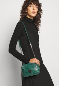 The Kooples - BARBARA - Across body bag - green - 1
