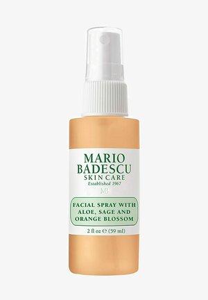 FACIAL SPRAY - ALOE, SAGE & ORANGE BLOSSOM- MINI - Face oil - -