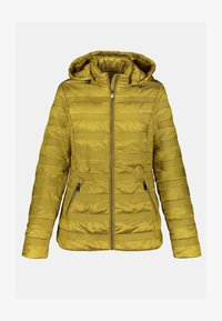 GINA LAURA - Light jacket - helles gelbgrün - 3