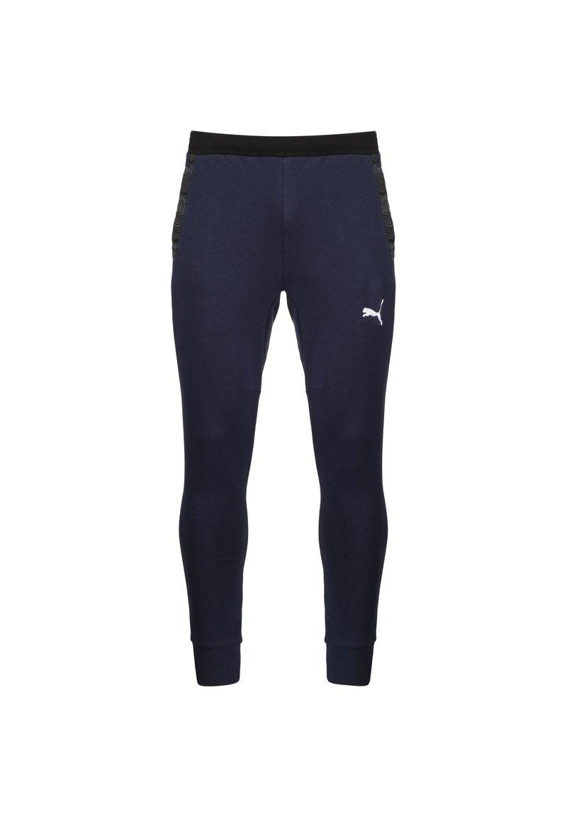 Puma - TEAMFINAL - Pantalon de survêtement - peacoat