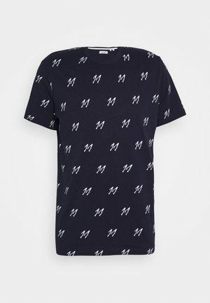JACJASON - Pyjama top - maritime blue