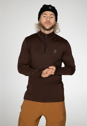 Long sleeved top - woodland