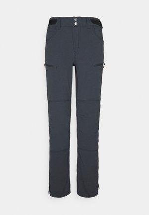SVALBARD FLEX1 PANTS - Trousers - black