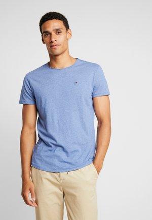 ESSENTIAL JASPE TEE - T-shirt basic - dutch blue