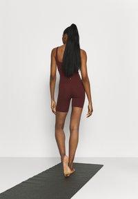 Nike Performance - Tights - bronze eclipse/smokey mauve - 2