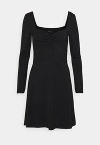 Even&Odd - Jersey dress - black - 6