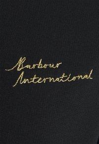 Barbour International - CLYPSE DRESS - Day dress - black - 2