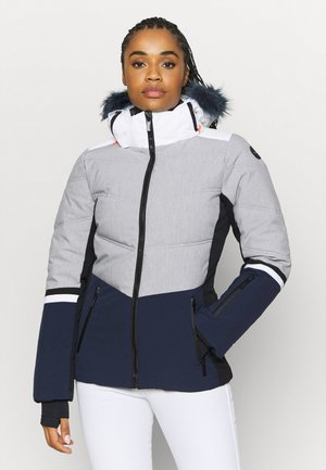 ELECTRA - Ski jas - light grey