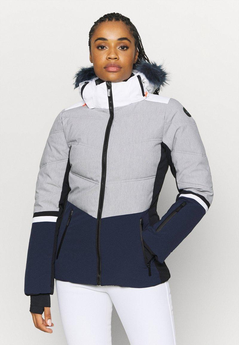 Icepeak - ELECTRA - Ski jas - light grey