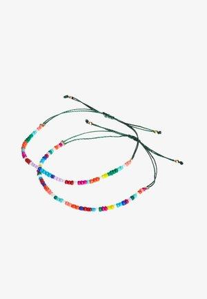 Bracelet - multi coloured