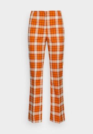 Hlače - orange