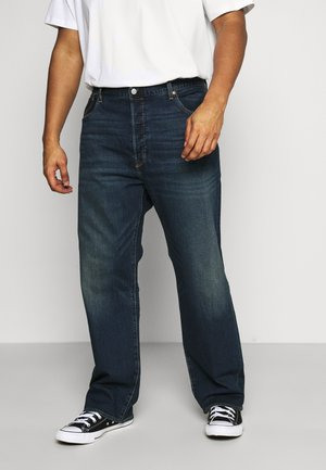 501® ORIGINAL - Relaxed fit jeans - block crusher