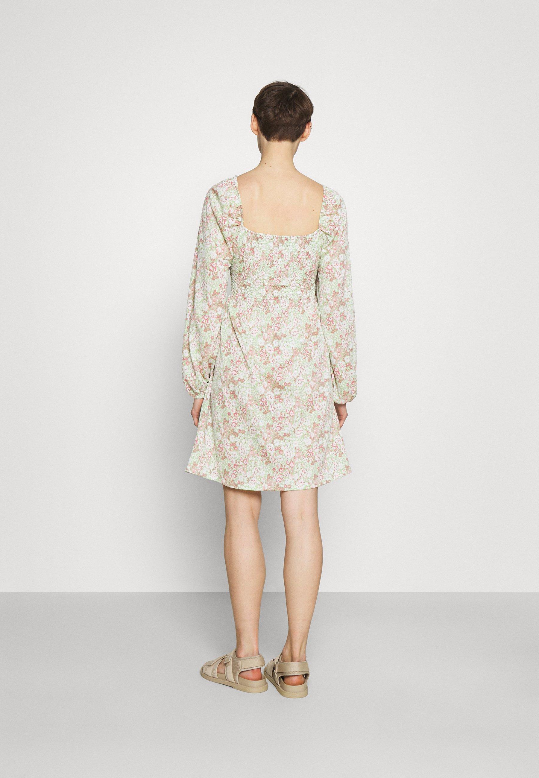 Women EXCLUSIVE BITTE SMOCK DRESS - Jersey dress