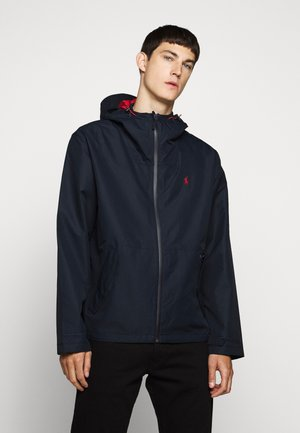 PORTLAND FULL ZIP - Lehká bunda - aviator navy