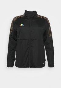 adidas Performance - TIRO PRIDE - Training jacket - black - 0